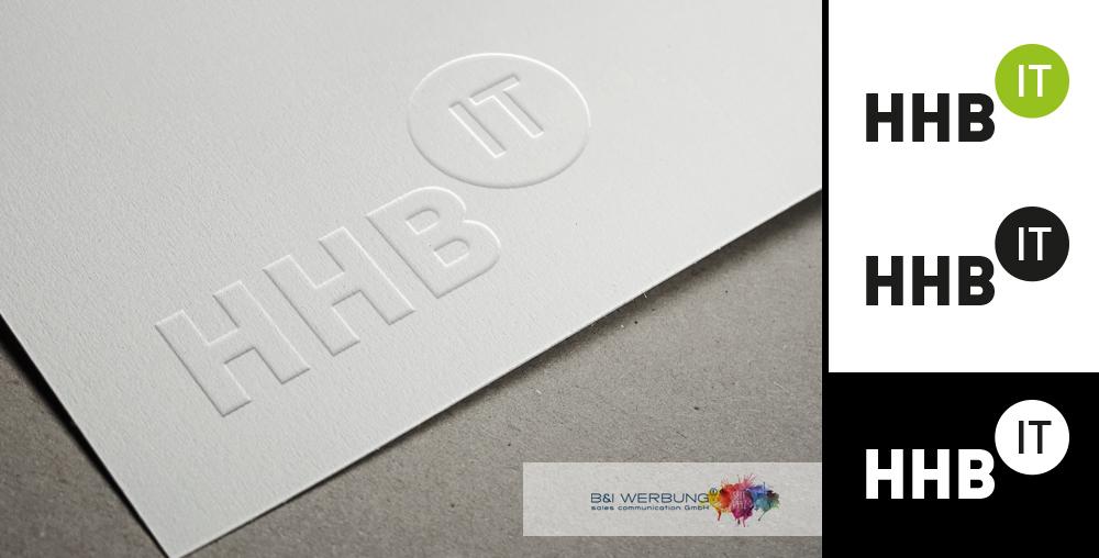 LOGOGESTALTUNG | HBB IT - München