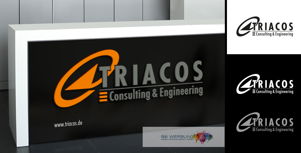 LOGO REDESIGN | TRIACOS - Altenstadt