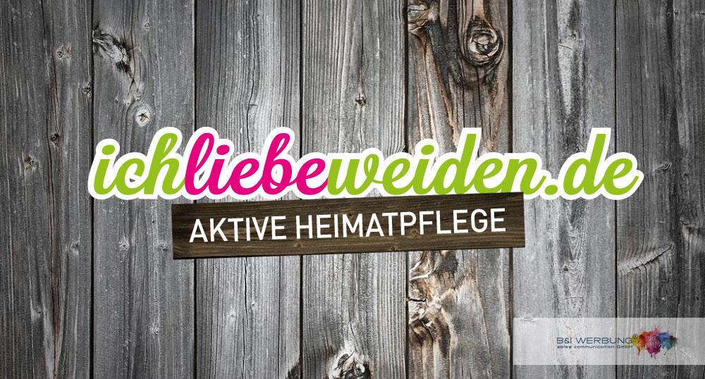 LOGOGESTALTUNG | ichliebeweiden.de - weiden