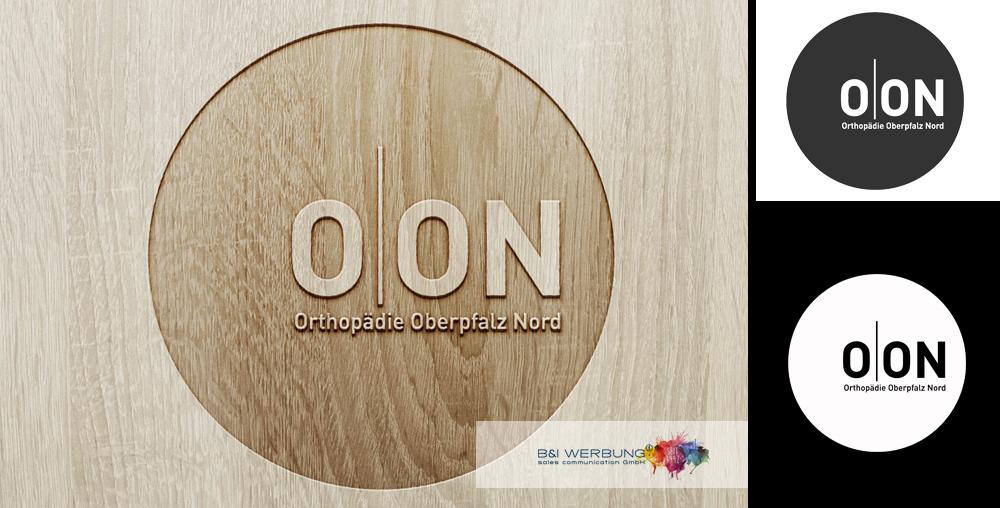 LOGOGESTALTUNG | O|ON - Weiden