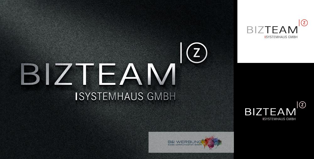 LOGOGESTALTUNG | BIZTEAM Systemhaus GmbH - Altenstadt