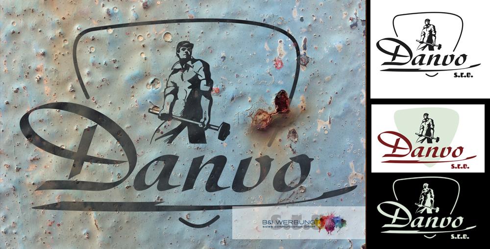 LOGOGESTALTUNG | DANVO - Prag