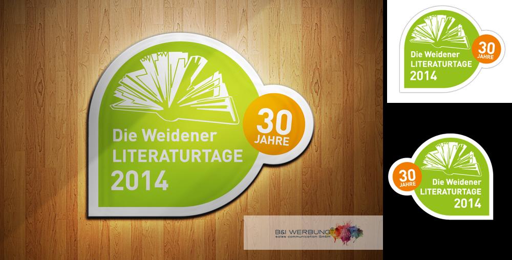 LOGOGESTALTUNG | Weidener Literaturtage - Altenstadt