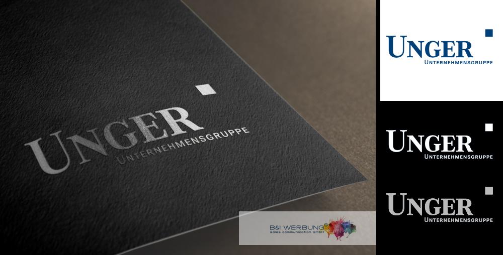 LOGOGESTALTUNG | UNGER Unternehmensgruppe - Weiden