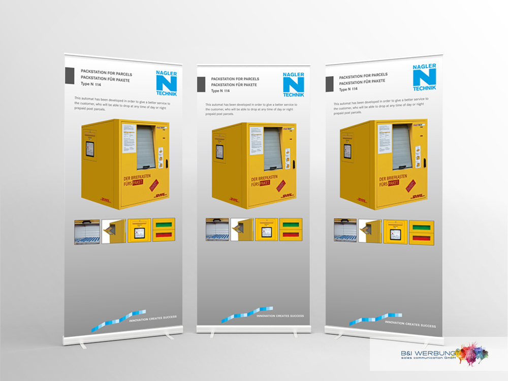 MESSEGESTALTUNG | NAGLER Technik GmbH - Weiden