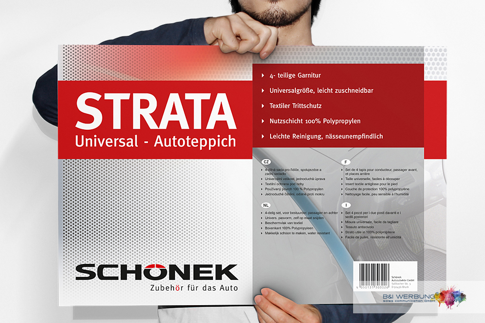 VERPACKUNGSDESIGN | G. Schönek