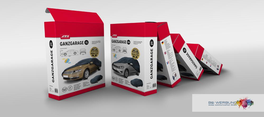 VERPACKUNGSDESIGN | A.T.U - Auto-Teile-Unger - Weiden
