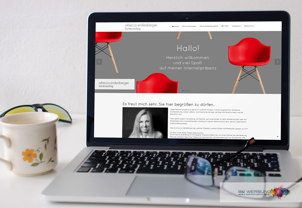 WEBDESIGN | rebecca sindersberger. homecoaching - Weiden